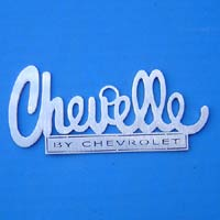 Chevelle Ornament