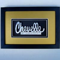Chevelle Framed